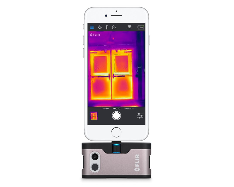 FLIR ONE thermal camera product image